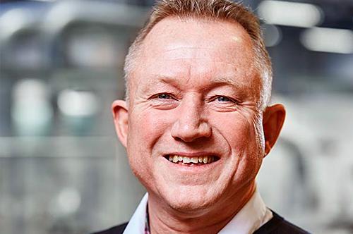 Kenny Johansson, vd på Acron Formservice